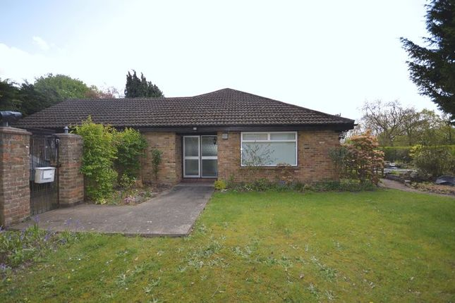 Thumbnail Semi-detached bungalow to rent in Orchehill Rise, Gerrards Cross