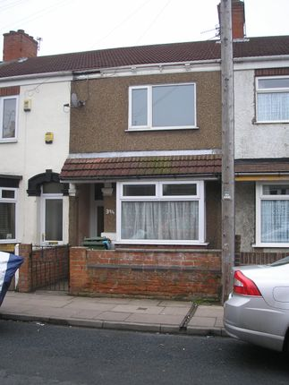 Thumbnail Terraced house for sale in Weelsby Street, Grimsby