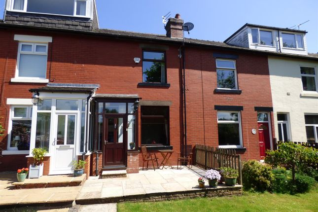 Thumbnail Terraced house for sale in Heaplands, Greenmount, Bury