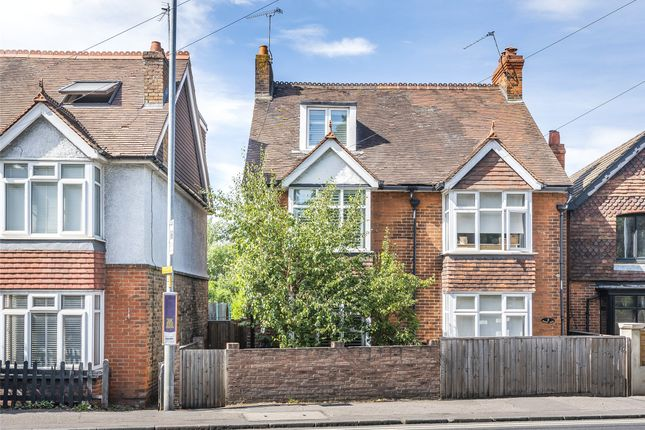 Thumbnail Semi-detached house for sale in Mount View Bradbourne Vale Road, Sevenoaks, Kent
