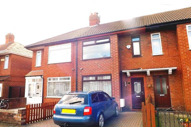 Thumbnail Terraced house to rent in Middleburg Street, Hull
