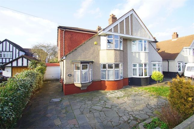 Thumbnail Property for sale in Hurst Road, Sidcup, Kent