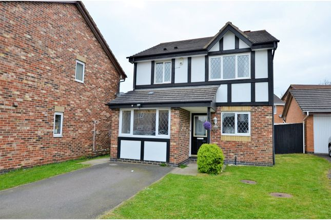 Thumbnail Detached house for sale in Cottesbrooke Gardens, Northampton