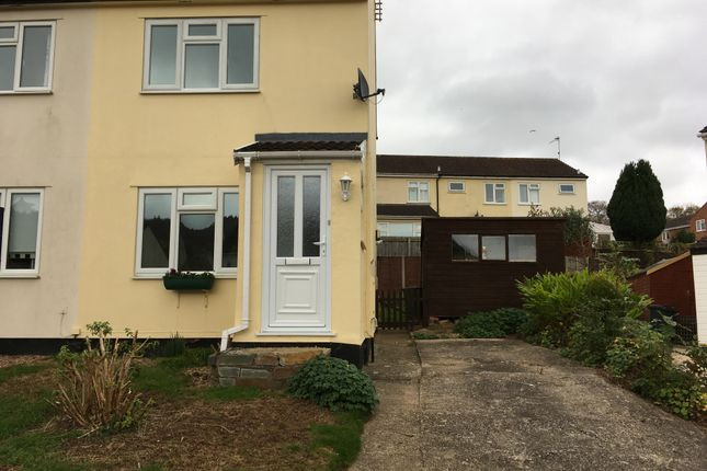 Thumbnail Semi-detached house to rent in Ladymead, Sidmouth