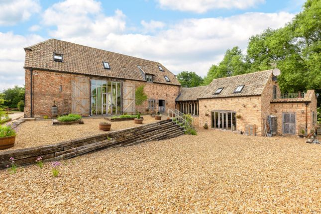 Thumbnail Barn conversion for sale in Horseway, Chatteris