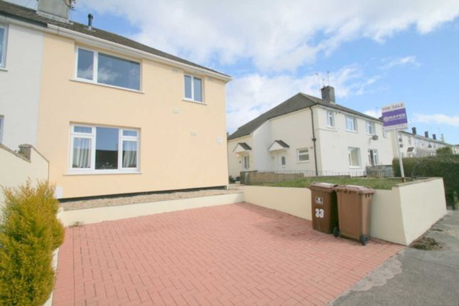 Thumbnail Flat for sale in Macaulay Crescent, Plymouth