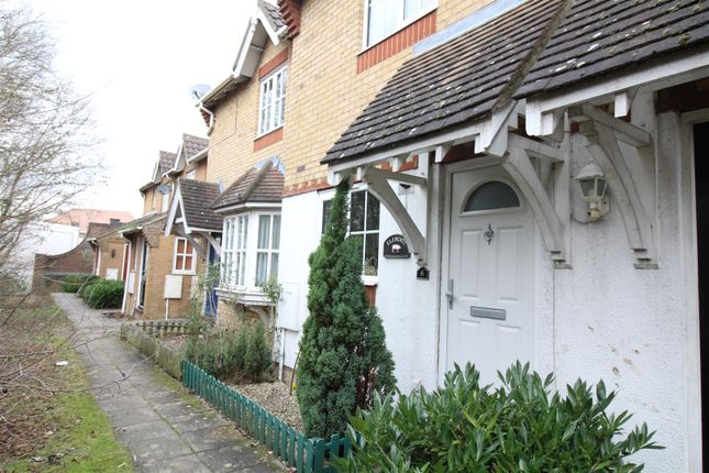 Thumbnail Terraced house for sale in Chamberlain Close, Church Langley, Harlow