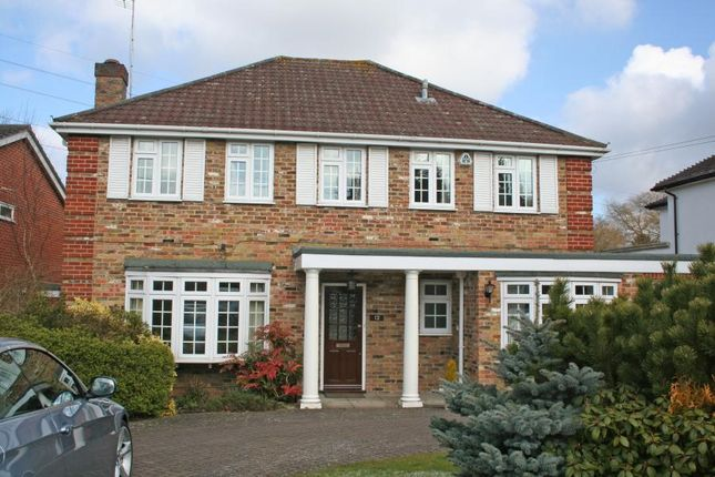 Thumbnail Property to rent in Heathside Road, Northwood