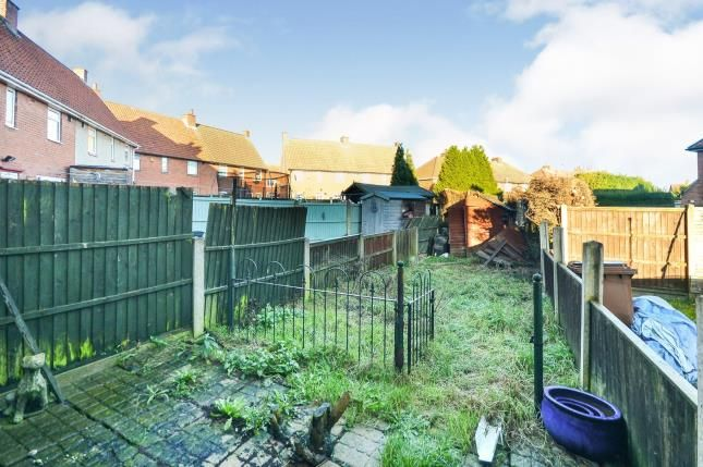 Garden of Sherwood Hall Road, Mansfield, Nottinghamshire NG18