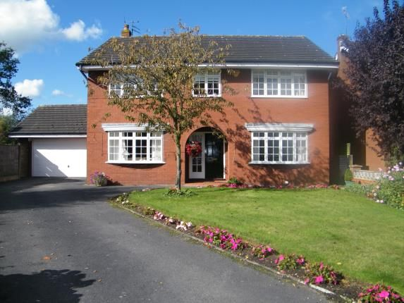 Thumbnail Detached house for sale in Plover Avenue, Winsford, Cheshire, England