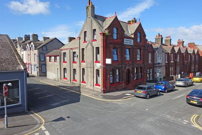 Thumbnail End terrace house for sale in Cambridge Street, Millom