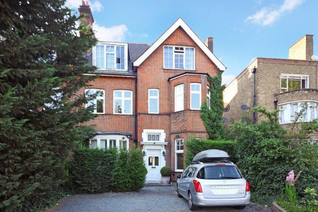 Thumbnail Flat to rent in West Hill, Wimbledon