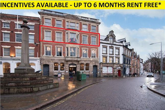 Thumbnail Office for sale in Weekday Cross, (Second Floor), Nottingham, Nottinghamshire