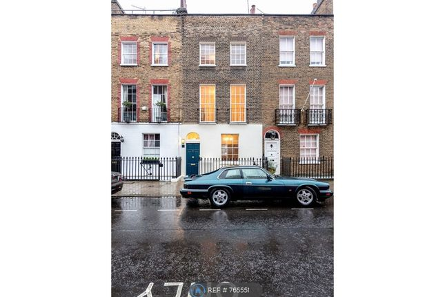Thumbnail Terraced house to rent in Shouldham Street, London