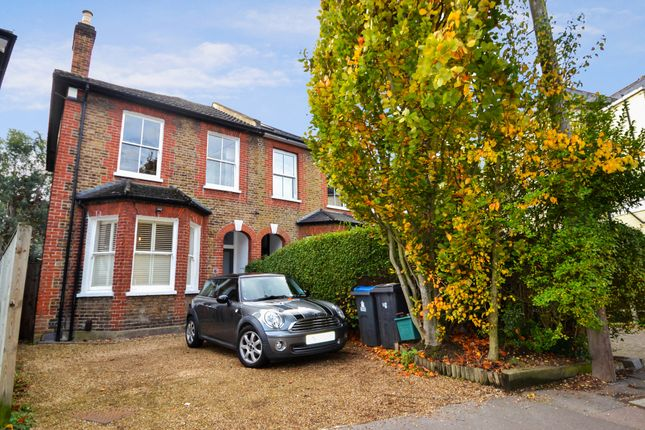 4 bed semi-detached house to rent in Palmer Crescent, Kingston Upon Thames, Surrey