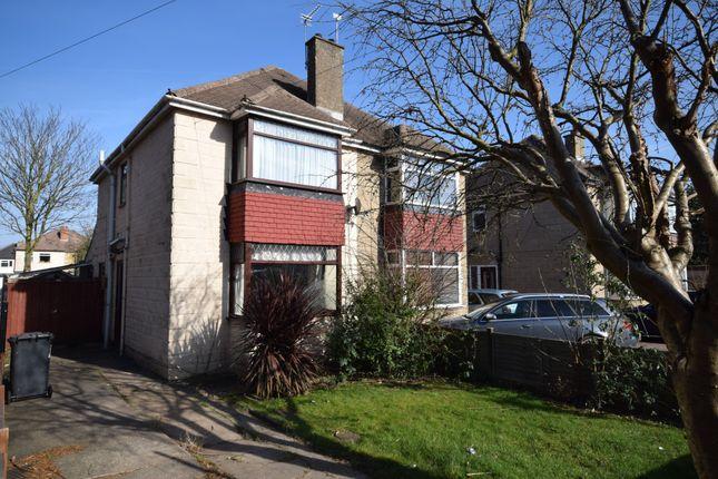 Thumbnail Semi-detached house for sale in Brackens Lane, Alvaston, Derby