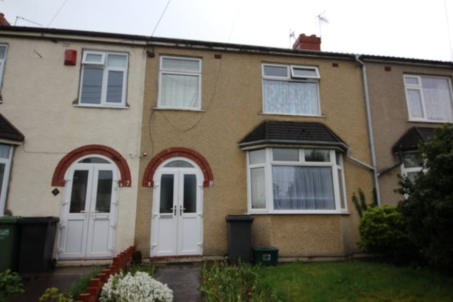 3 bed terraced house for sale in Windsor Place, Bristol