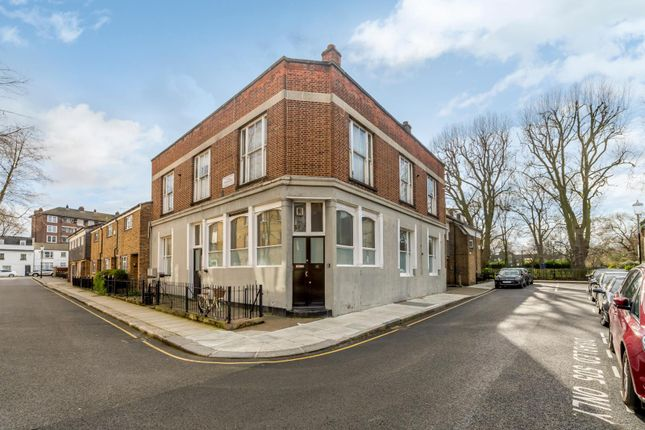 Thumbnail Block of flats for sale in Avondale Park Road, London
