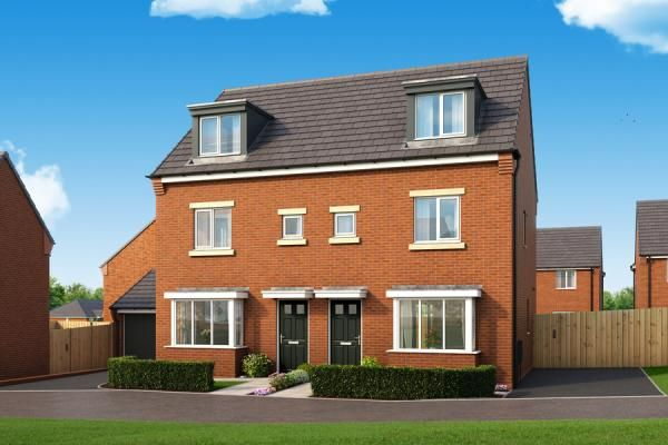 "Thumbnail Property for sale in ""The Rathmell At Lyndon Park"" at Harwood Lane, Great Harwood, Blackburn"