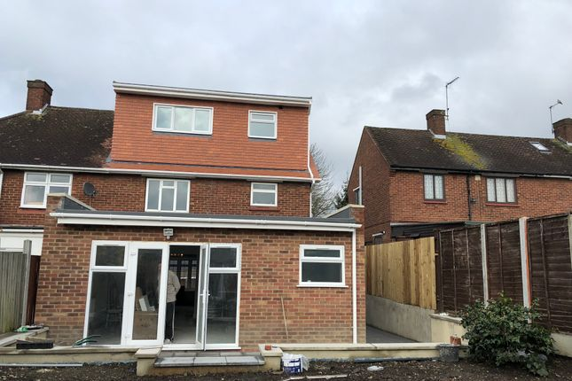 Thumbnail Semi-detached house to rent in Hazeleigh Gardens, Woodford Green