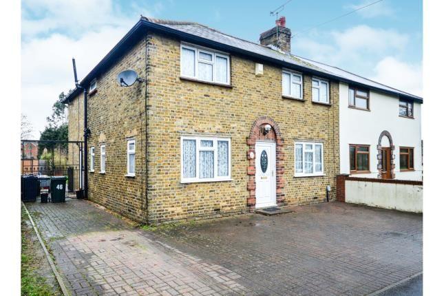 Thumbnail Semi-detached house for sale in Hunter Avenue, Willesborough, Ashford, Kent