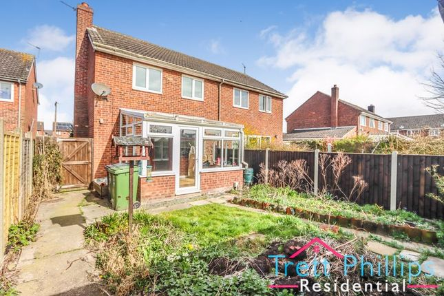 3 bed semi-detached house for sale in Neville Road, Sutton, Norwich NR12