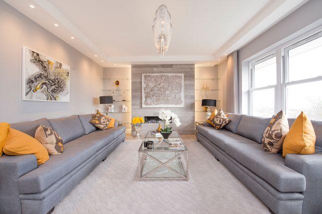 Thumbnail Flat to rent in Lyndhurst Road, Hampstead, London