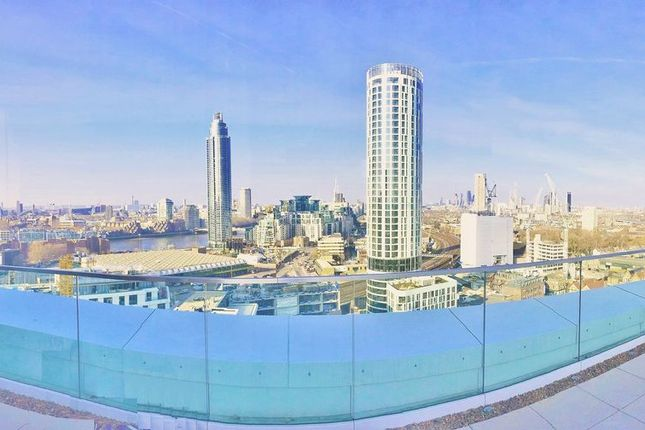 Thumbnail Flat for sale in The Penthouses, Pinto Tower, Nine Elms Point