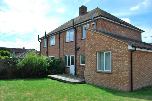Thumbnail Semi-detached house for sale in Ross Gardens, Rough Common, Canterbury