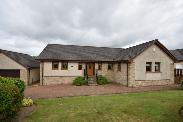 Thumbnail Detached bungalow for sale in Loganlea 59 Sherifflats Road, Thankerton, Biggar