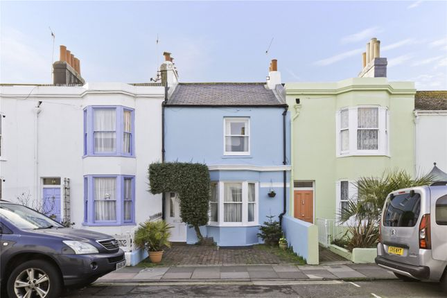 Thumbnail Terraced house for sale in Kensington Place, Brighton, East Sussex