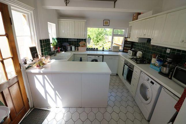 Kitchen of Windermere Road, Ealing, London. W5