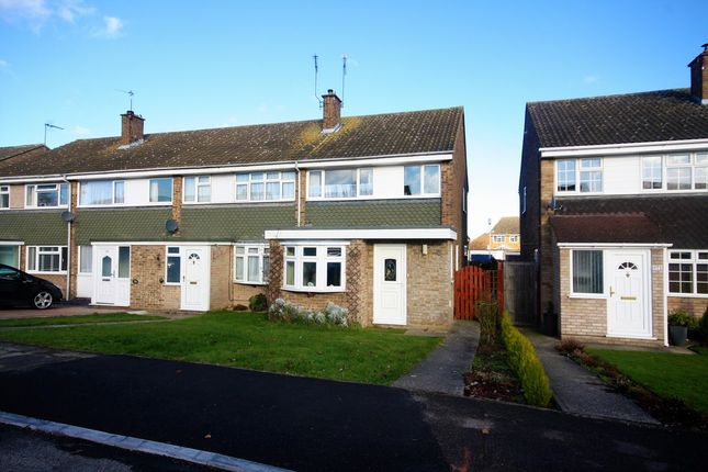 Thumbnail End terrace house for sale in Firecrest Road, Tile Kiln, Chelmsford