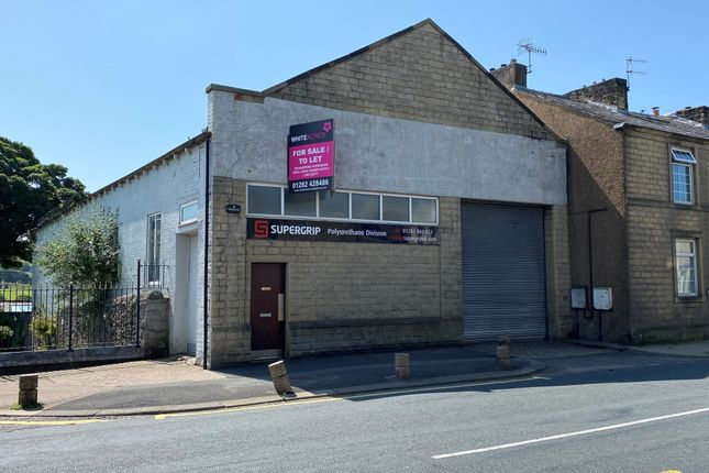 Thumbnail Light industrial to let in 70 Keighley Road, Colne