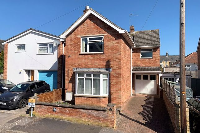 Thumbnail Detached house for sale in Woodstock Road, Taunton