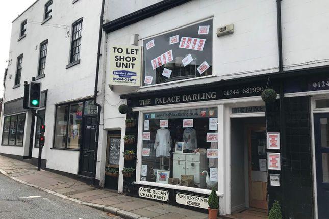 Thumbnail Retail premises to let in 20 Handbridge, Chester
