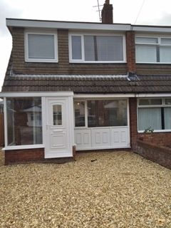 Thumbnail Semi-detached house to rent in Sutton Park Drive, St Helens