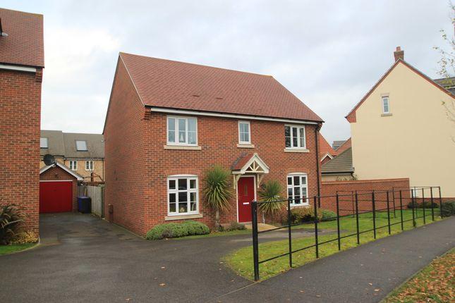 Thumbnail Detached house for sale in Primack Road, Bury St. Edmunds