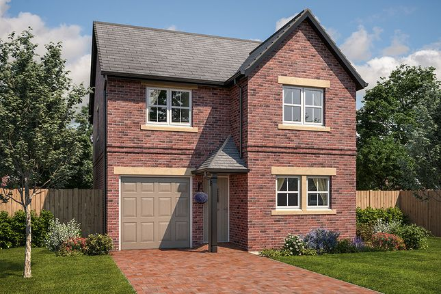 "Thumbnail Detached house for sale in ""Poplar"" at Goodwood Drive, Carlisle"