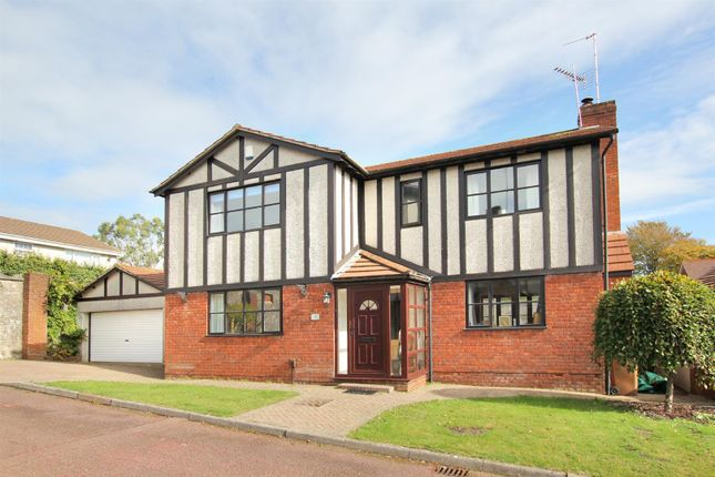 Thumbnail Detached house for sale in Coach House Mews, Elburton, Plymouth