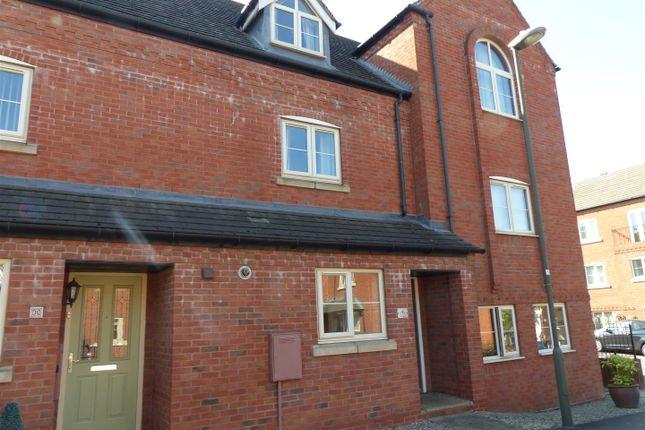 Terraced house in  Brunt Lane  Woodville D West Midlands
