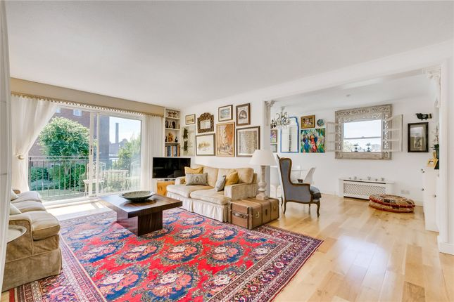 Thumbnail Flat for sale in Paveley Drive, Battersea Park, London