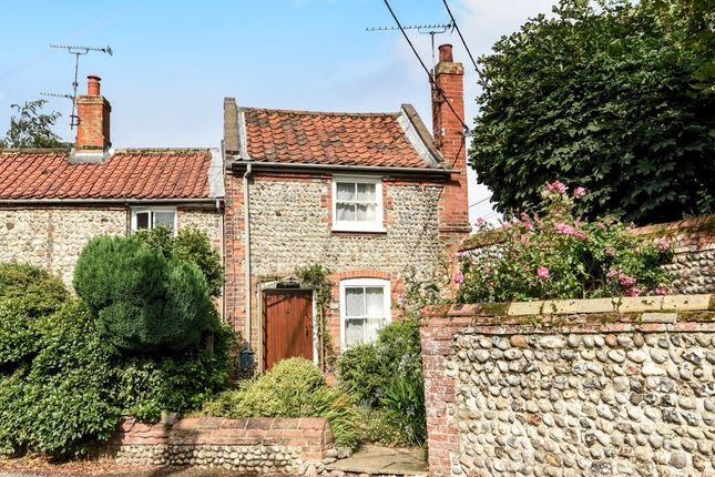 Thumbnail Cottage for sale in Church Street, Northrepps, Cromer