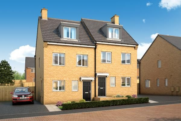 """Thumbnail Property for sale in """"The Bamburgh At Affinity, Leeds"""" at South Parkway, Seacroft, Leeds"""