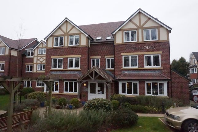 Thumbnail Flat for sale in Steeple Lodge, Church Road, Boldmere