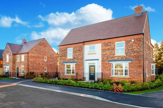 "Thumbnail Detached house for sale in ""Earlswood"" at Fox Lane, Green Street, Kempsey, Worcester"