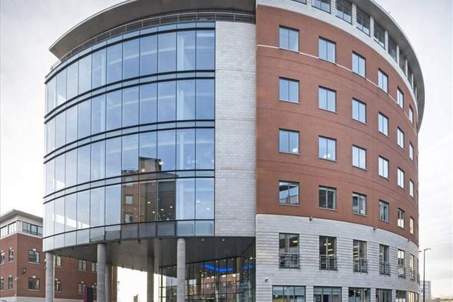 Thumbnail Office to let in Wellington Place, Central Leeds, Leeds Central