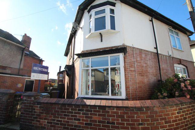 Thumbnail Semi-detached house to rent in Claridge Road, Stoke-On-Trent