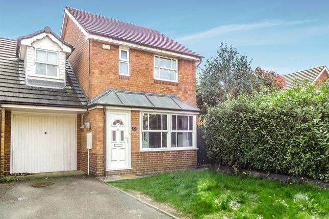 Thumbnail End terrace house for sale in Pursey Drive, Bradley Stoke, Bristol