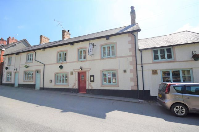 Thumbnail Flat for sale in High Street, Glyn Ceiriog, Llangollen